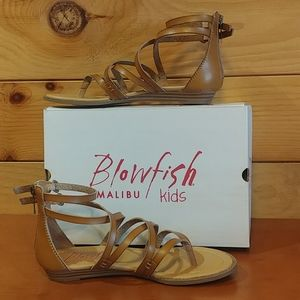 Blow fish sandals nwt. Size 5.5